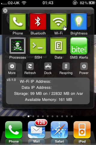 SBSettings iOS4